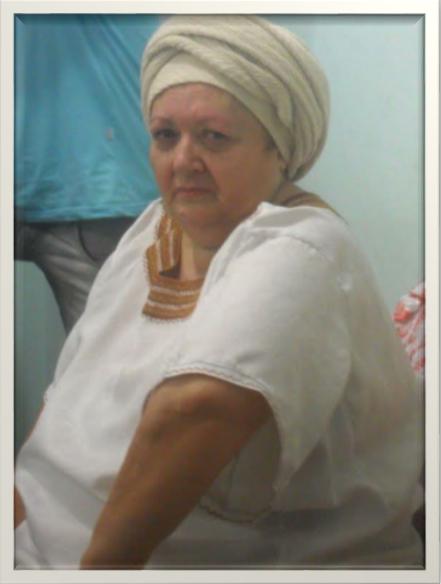 Mãe Regina Iemanjá